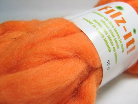 Filz-It F.109 Orange 50g