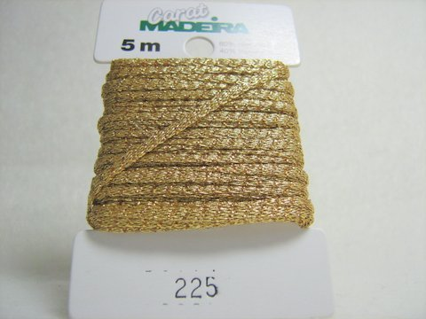 Madeira Carat F.225 Gold 2mm