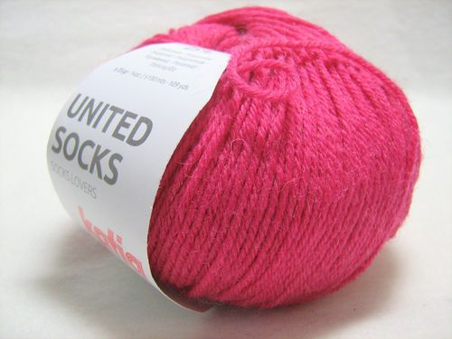 United Socks F.15 Pink