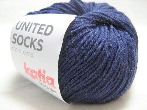 United Socks F.11 Marineblau