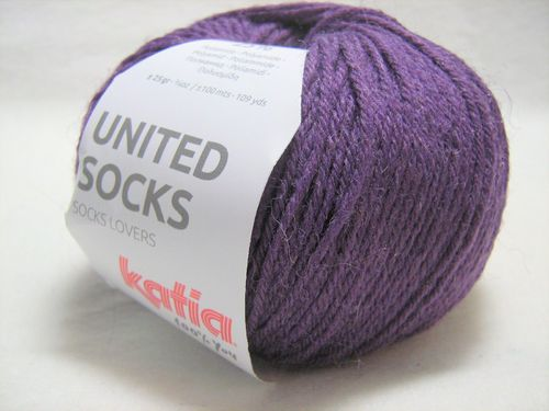 United Socks F.13 Violett